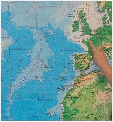 Top 10 Geography Activities