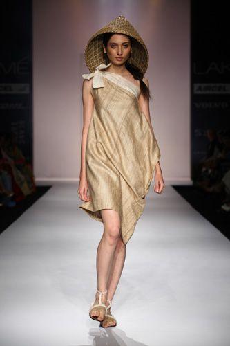 Ryndia by Daniel Syiem   Lakmé Fashion Week   Summer 2013