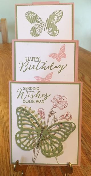 """""""Triple Tier Slider"""" Card (Site: link to downloadable photo tutorial + supply list)"""