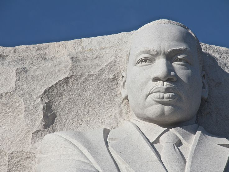 The idea for the Martin Luther King Jr. Memorial came from King's Alpha Phi Alpha Fraternity brothers. They first conceived of the idea in 1984; now their vision is a reality.