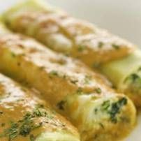 Canneloni met ricotta en spinazie | Smulweb.nl