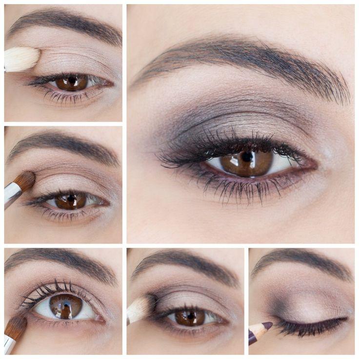 How to: Brown Smokey Eye - Simply Sona
