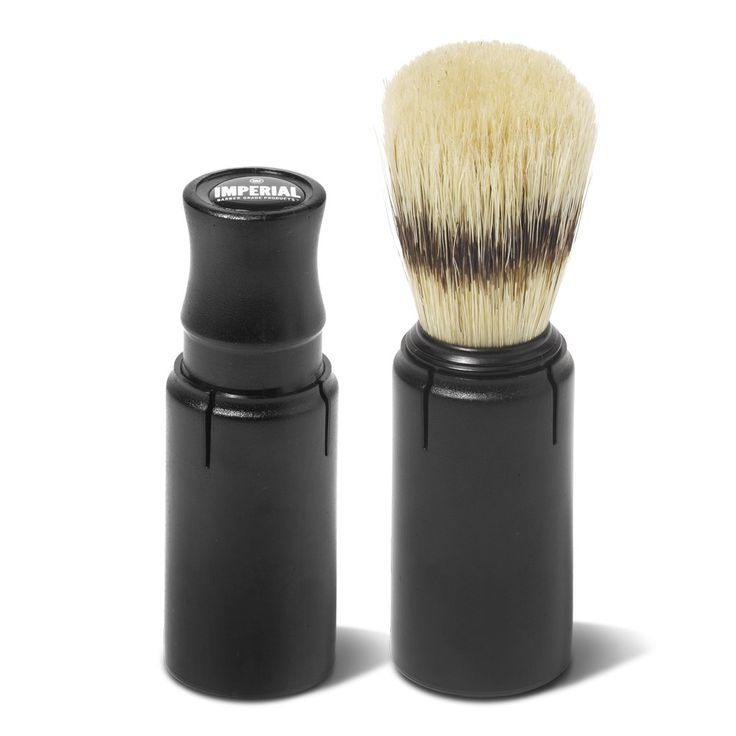 Travel Shave Brush - Imperial Barber Products