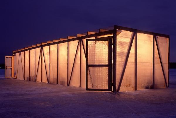 Alexander Brodsky ice house