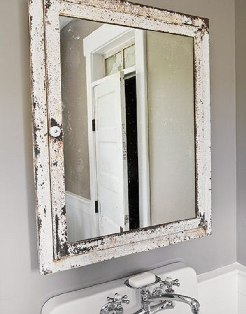 Need For Bathroom Vintage Bathroom Mirror Cabinet