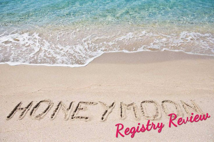 Honeymoon Registry: Which One Is Best For You?