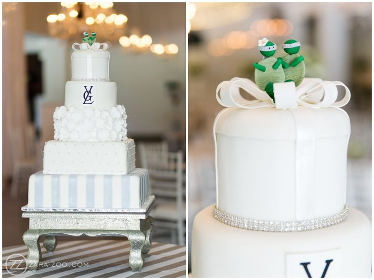 Designer five tier wedding cake. Ninja Turtle Cake toppers. ZaraZoo Photography at MolenVliet wedding venue.