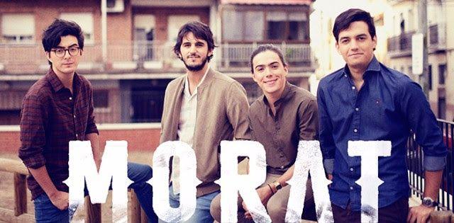 MORAT lanzan dos nuevas canciones en digital, hacen sold-out en su concierto de La Riviera en Madrid, y terminan su gira en España con un gran éxito.