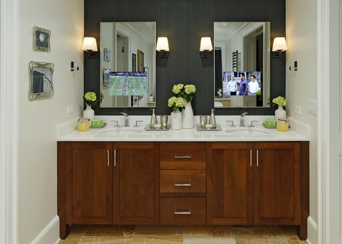 master bathroom - Bathroom Cabinets Tucson