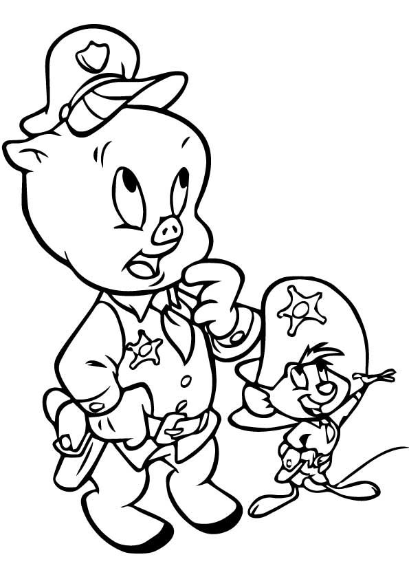17 Best images about ColoringLooney