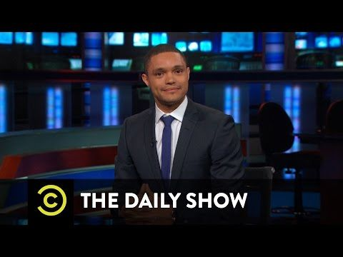"Trevor Noah Will Be The New Host Of ""The Daily Show"""