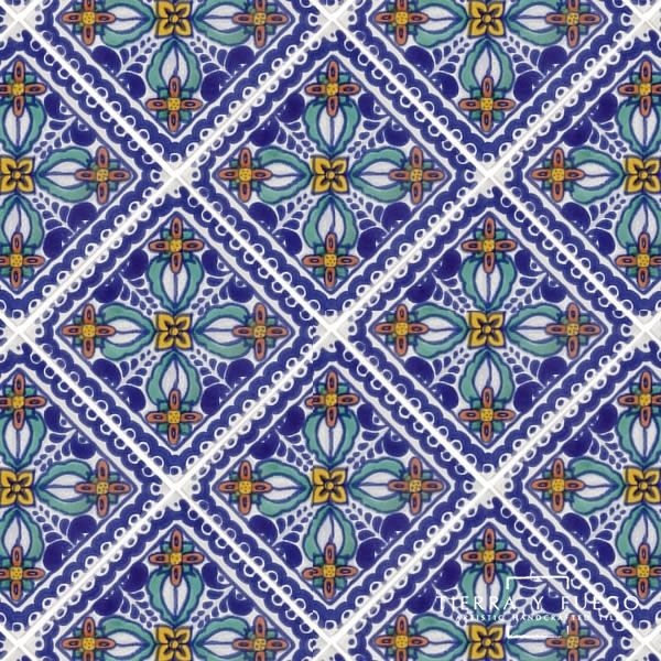 Terra Nova Mediterraneo Decorative Ceramic Tiles Art