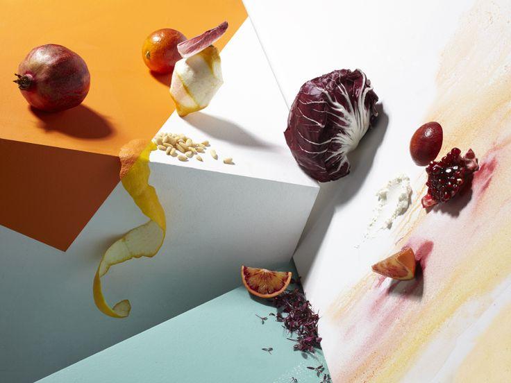 Ottolenghi - dekonstrukcja / Projekt scenografii: Aliki Kirmitsi / Zdjęcie: Ania Wawrzkowicz