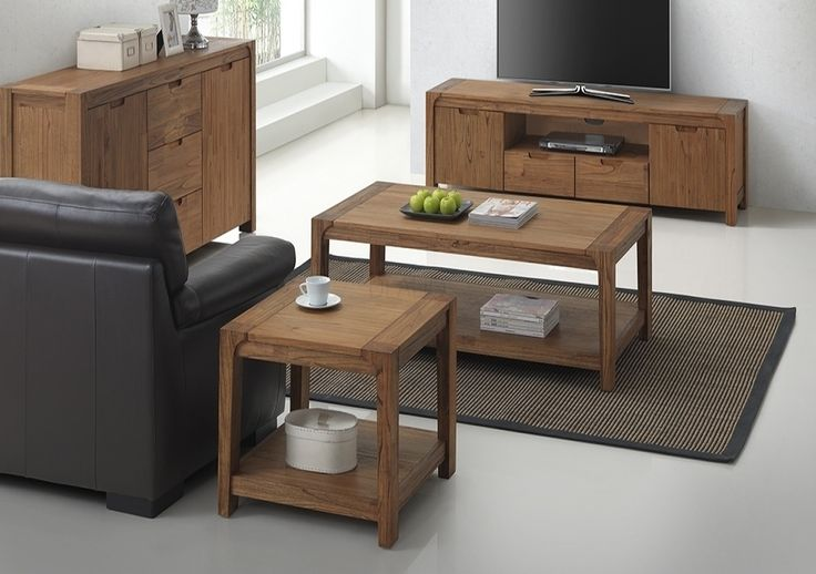 American Rustic 3-piece Lounge Room Package - Lounge Life
