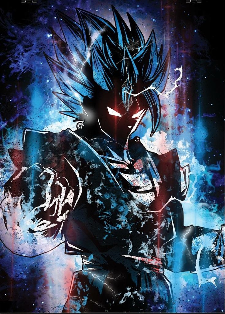 Ultra Instinct Vegito  Heroz Pinterest Dragon Ball