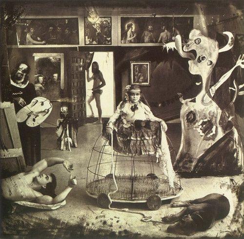 """Las Meninas"" de Joel Peter Witkins"