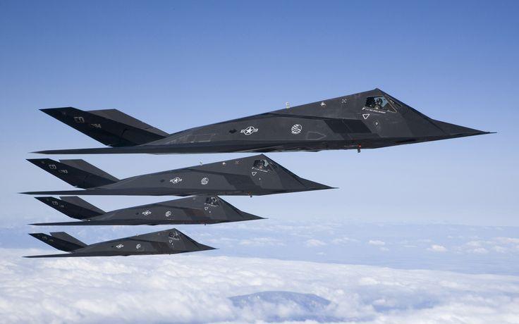 F-117 Stealth