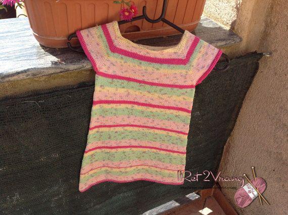 Soft Summer dress by 1ret2vrang on Etsy, €28.00