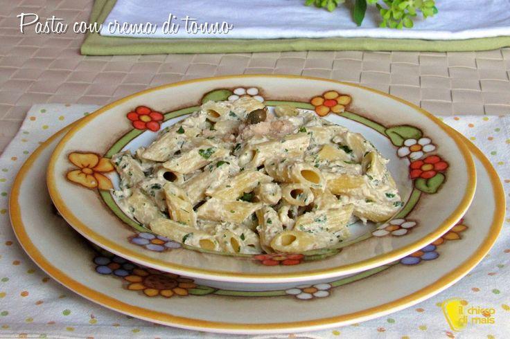 1236 migliori immagini le mie ricette su pinterest Tuna and philadelphia pasta