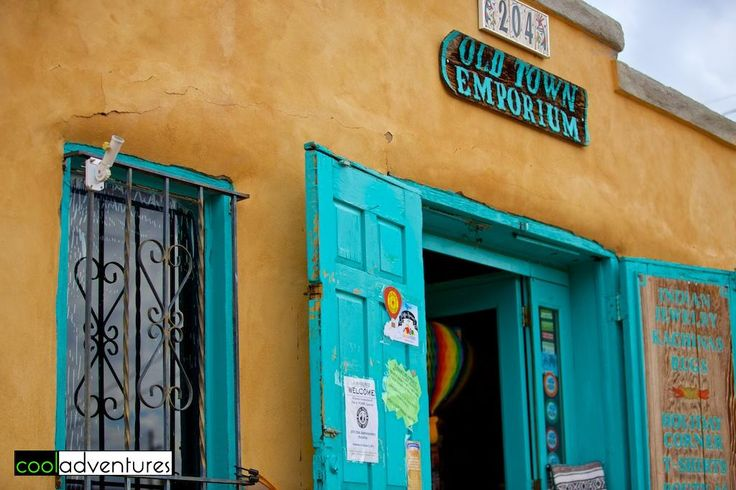 Things to do in Albequerque: Visit Old Town, Albuquerque, New Mexico
