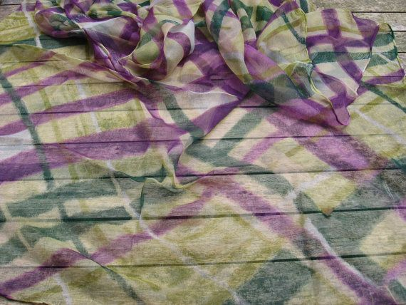 Scottish Highlands Scarf. Plaid colours of heather headscarf. Purple Green Large chiffon wrap. Dried lavender & gift packaging available.Scottish Highlands Scarf. Plaid colours of heather headscarf. Purple Green Large chiffon wrap. Dried lavender & gift packaging available. @PumpjackPiddlewick on Etsy