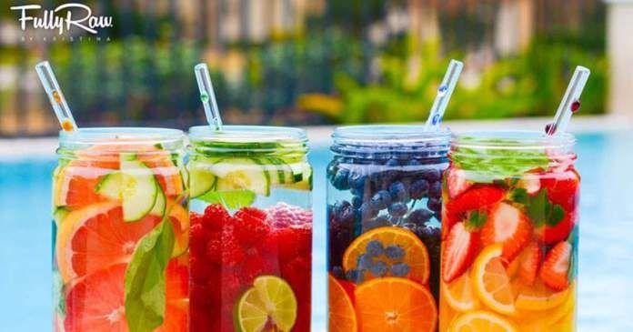 Ovocný speciál - Recepty na osvěžující domácí limonády