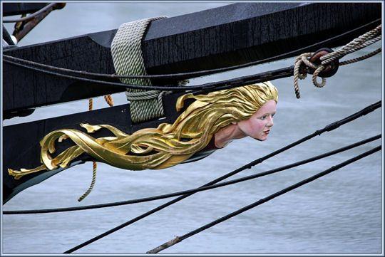 Figures de proue : Les plus belles figures de proue - Linternaute.com Mer et Voile