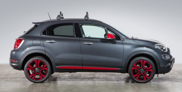 2017 Fiat 500X Abarth Style and Powertrain - New Car Rumors