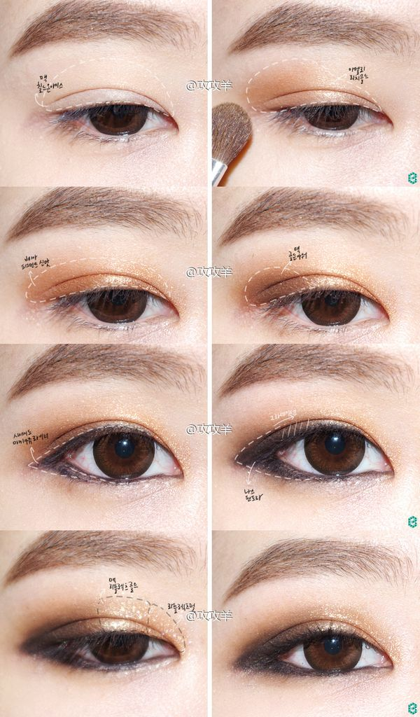 K-Pop Makeup & K-Beauty: 2NE1, SPICA & More Share Favorite ...