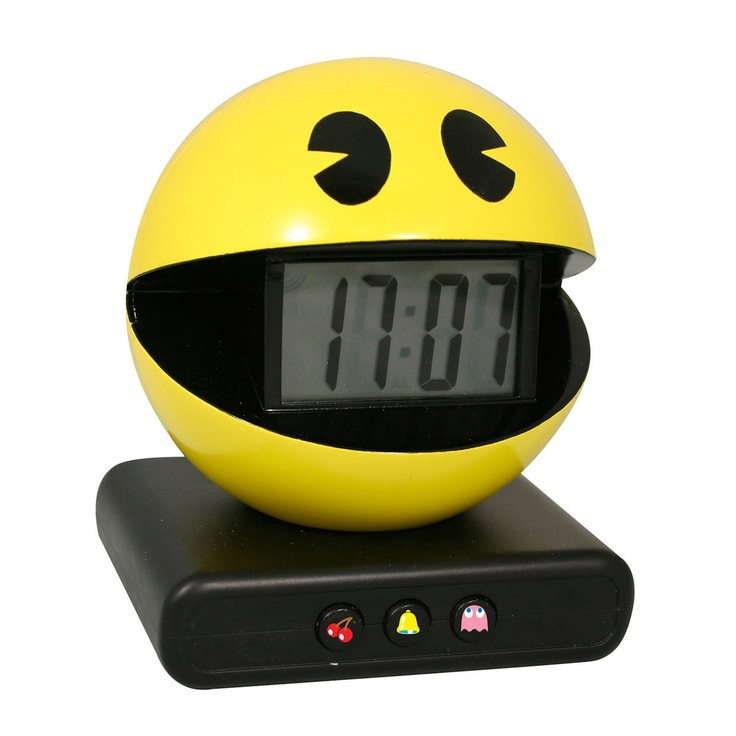 Pac-Man Alarm Clock by Paladone