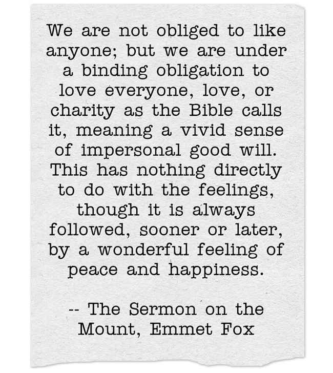 1000+ Images About Emmet Fox - Quotes On Pinterest