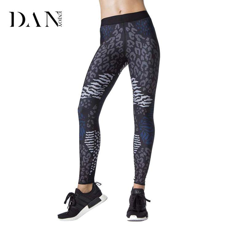 DANENJOY 2017 Women Yoga Pants Jogging Sexy Leopard Printed Sport Leggings Gym Running Tights Exercise Female Fitness Sportwear on Aliexpress.com | Alibaba Group