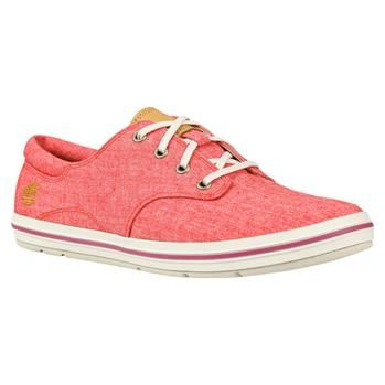 Timberland - Chaussures EK Casco Bay Fabric Oxford Femme - Rose