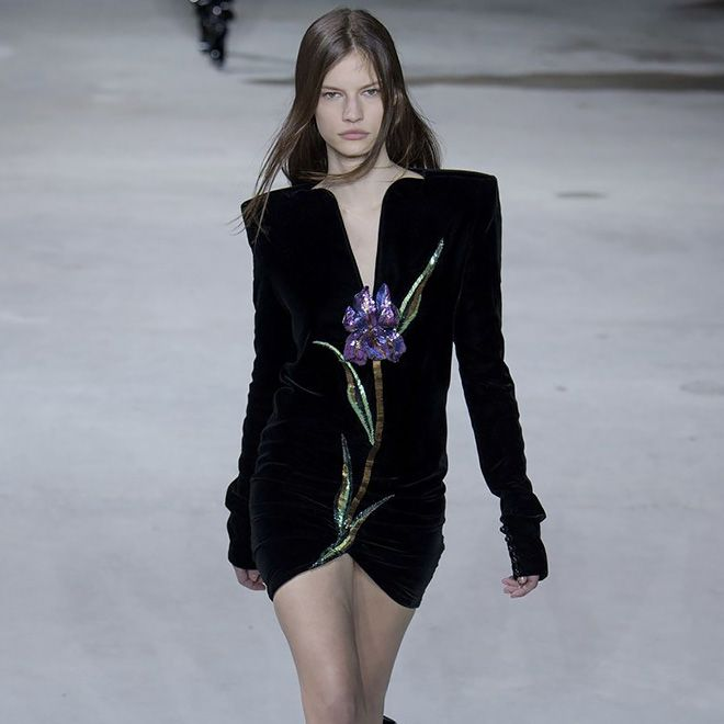 #SuzyPFW: Saint Laurent's Sexual Charge