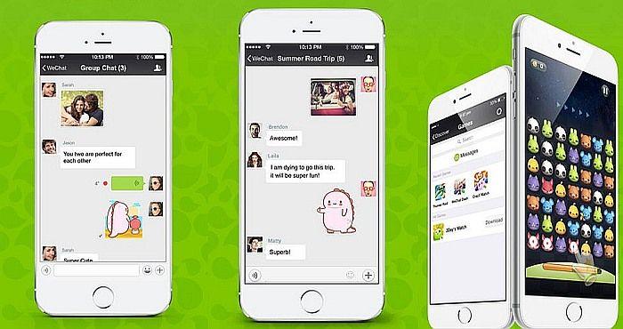 WeChat Plans to Revolutionize the App Store - http://www.wechatdownload.org/wechat-plans-to-revolutionize-the-app-store