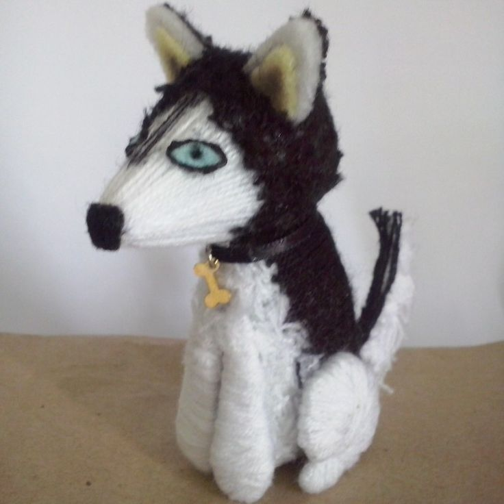 little made by wool