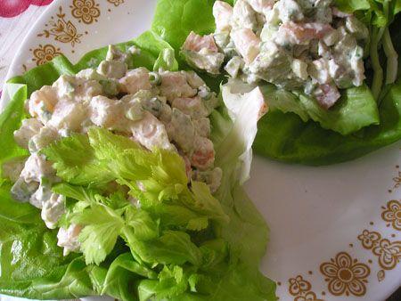 lettuce shrimp avocado salad salad lettuce lettuce cups avocado salads ...