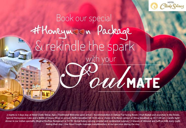#Book your #stay with us in #Agra & capture the most #romantic #moments with your #soulmate against the #backdrop of #TajMahal.