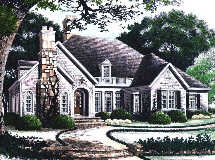 Have Always Like This One House Plan 218 Holly Ridge