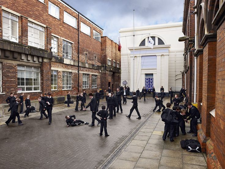 What Recess is Like in: Hull, United Kingdom — Hull Trinity House School