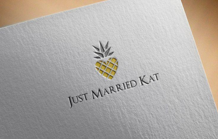 Maui Pineapple Wedding Logo! Yay. by nesma7