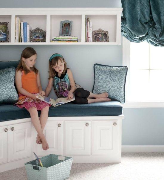 ... Geschickt Einrichten : Kinderzimmer auf kuschelecke einrichten und