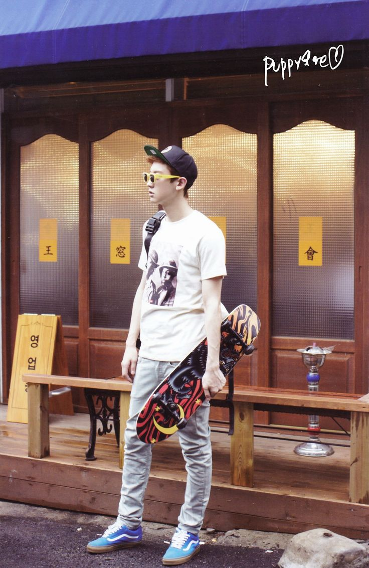 EXOdicted - EXO Fansite: [SCANS] 130805 EXO's 1st Repackage Album Contents + Photocard [Part 2] - Chanyeol