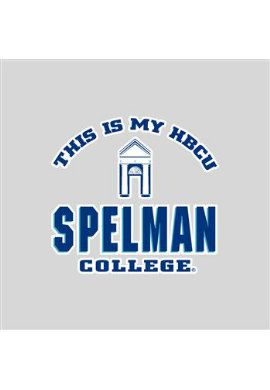 Spelman College This is my HBCU Decal
