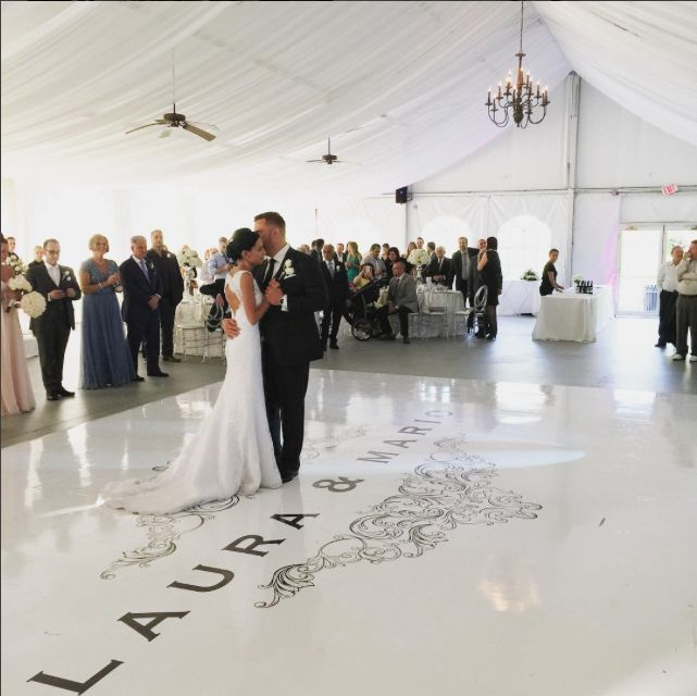 17 Best Images About Wedding Dance Floor Decor On
