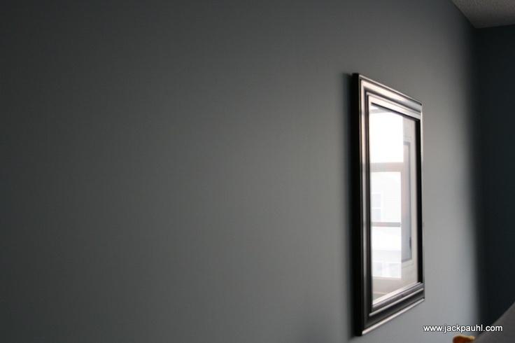 benjamin moore black jack paint p a i n t f i n i s. Black Bedroom Furniture Sets. Home Design Ideas