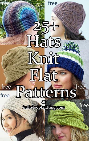 Sale Easy Knit Newsboy Cap Pattern Kitchen B5164 94359