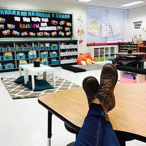 #feetupsaturday for this teacher! We had our annual STEM day at school and it was a HUGE success. Over thirty activities and SO much STEM love!!!!❤ Seeing kiddos creating makes my heart full.💖 This teacher is TIRED and hoping for some snow next week!!!🙏🏻🙏🏻🙏🏻❄️❄️❄️#pleasesnowimateacher