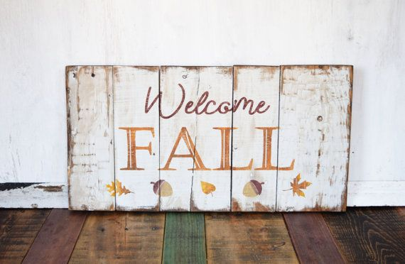 Hey, I found this really awesome Etsy listing at https://www.etsy.com/listing/457903388/wood-fall-sign-fall-decor-fall-pallet