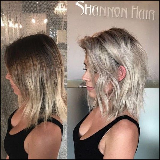 127+ straight hair ideas that is trend of girl today's page 43
